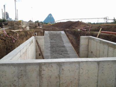 První Podřipská stavební a.s. - Stavební práce - Reference