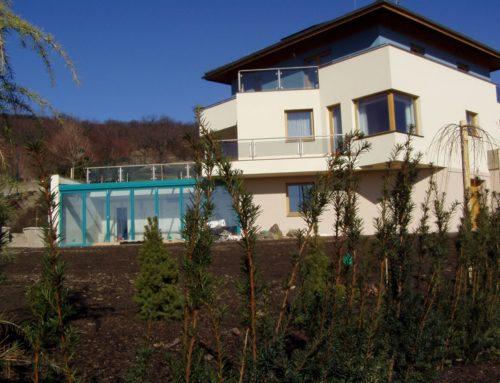Rodinný dům Litoměřice – Miřejovická stráň