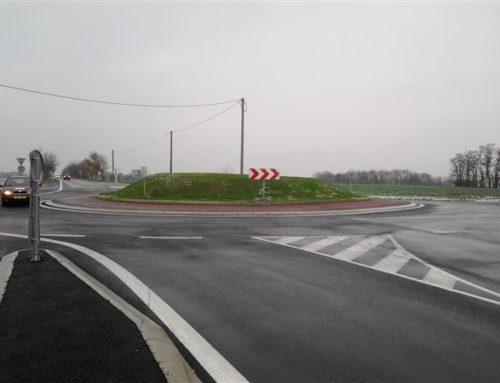 Kruhový objezd Roudnice nad Labem – Podlusky